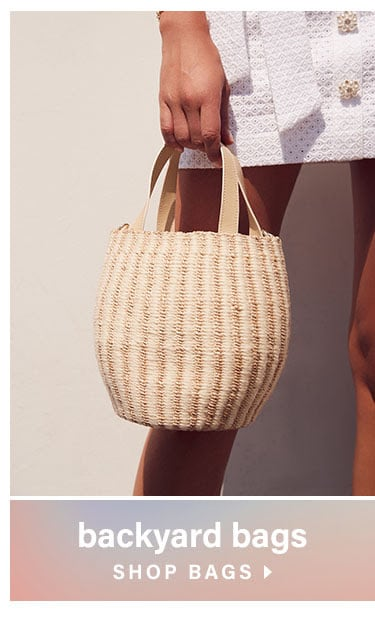 Backyard Bags. Shop bags.