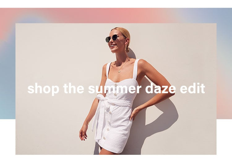 Shop the Summer Edit.