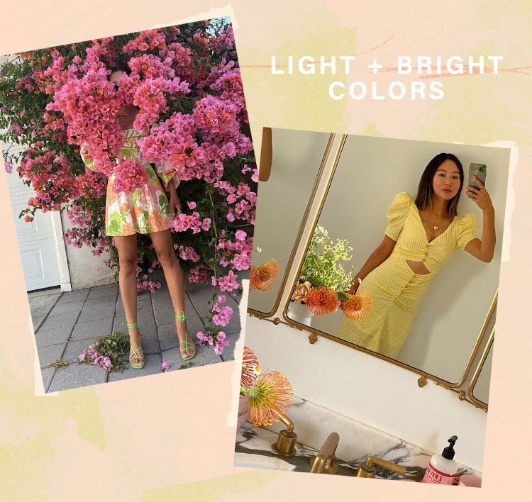 Light + Bright Colors
