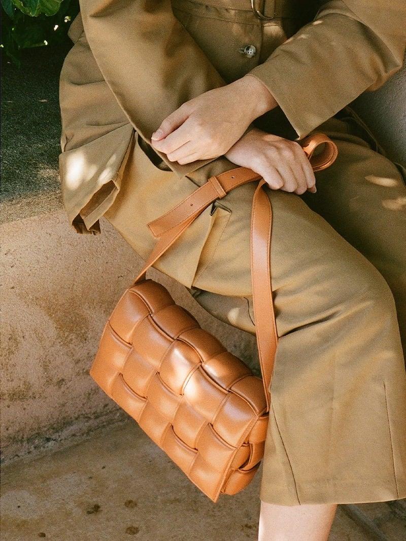 Bottega Veneta Padded Cassette Leather Bag