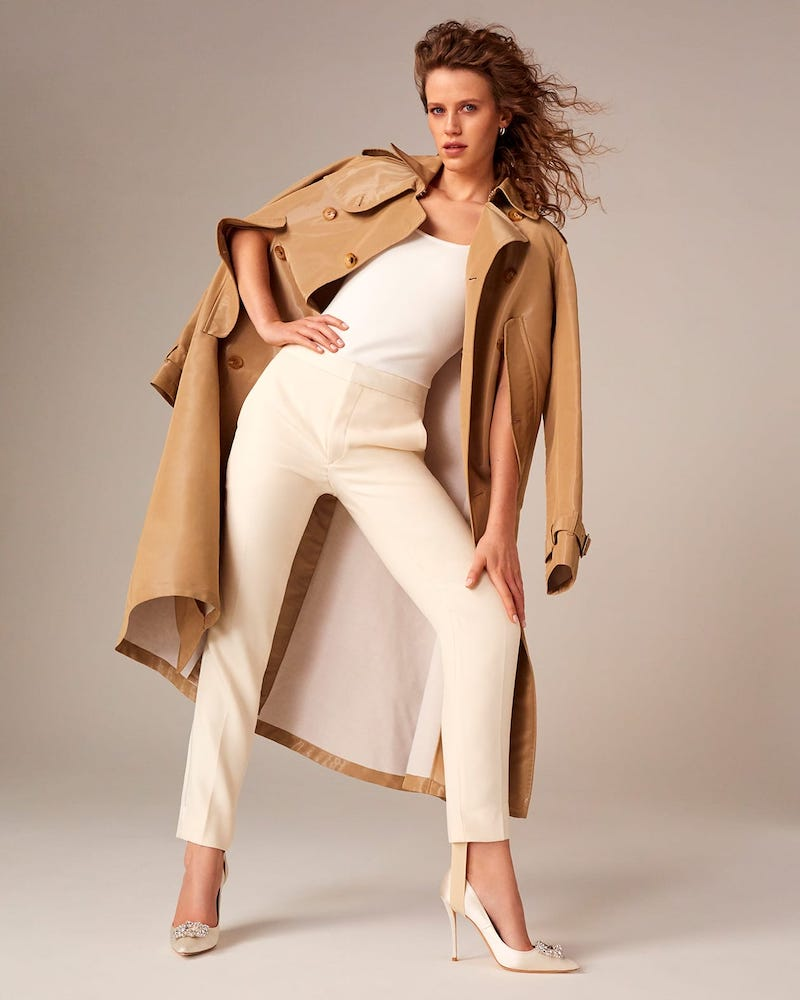 WARDROBE.NYC Release 05 Stirrup Merino-Wool Trousers