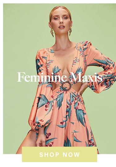 Feminine Maxis. Shop now.