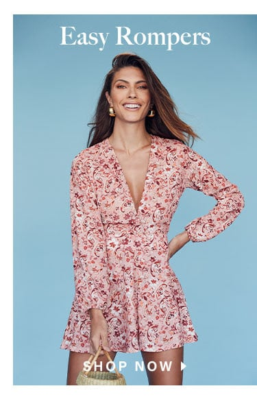 Easy Rompers - Shop