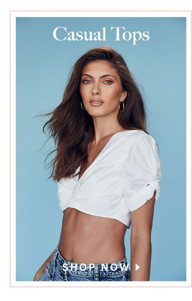 Casual Tops - Shop Now