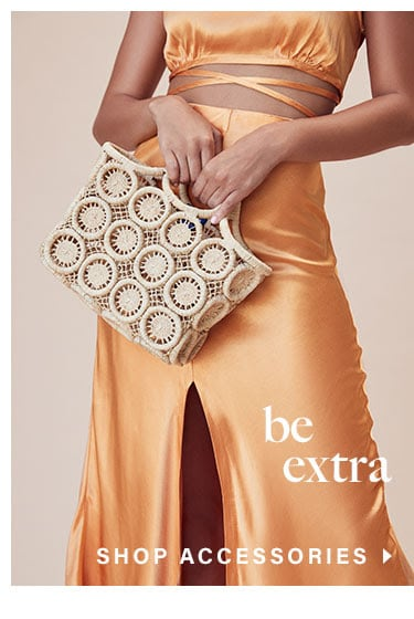Extra, Extra. Shop Accessories