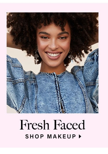 Looks We Love: Into the Garden: Fresh Faced - Shop Now