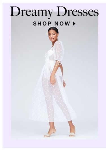 Looks We Love: Into the Garden: Dreamy Dresses - Shop Now