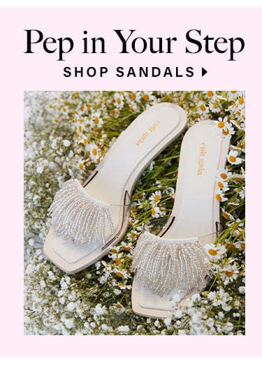 Looks We Love: Into the Garden: Pep in Your Step - Shop Now