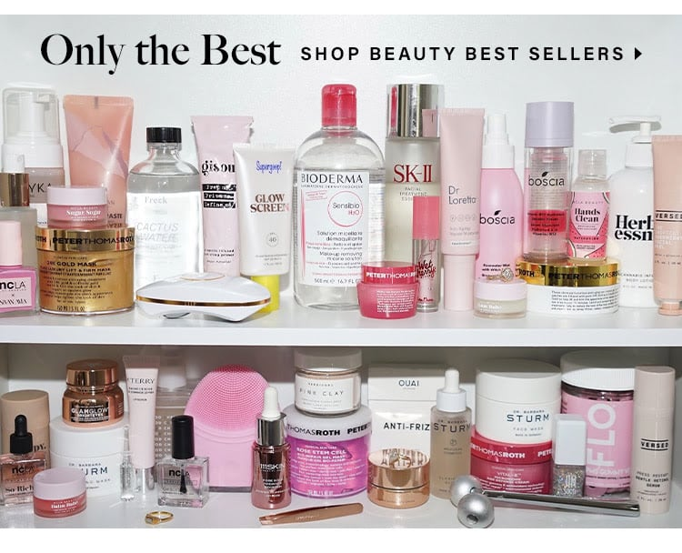 Only the Best - Shop Beauty Best Sellers