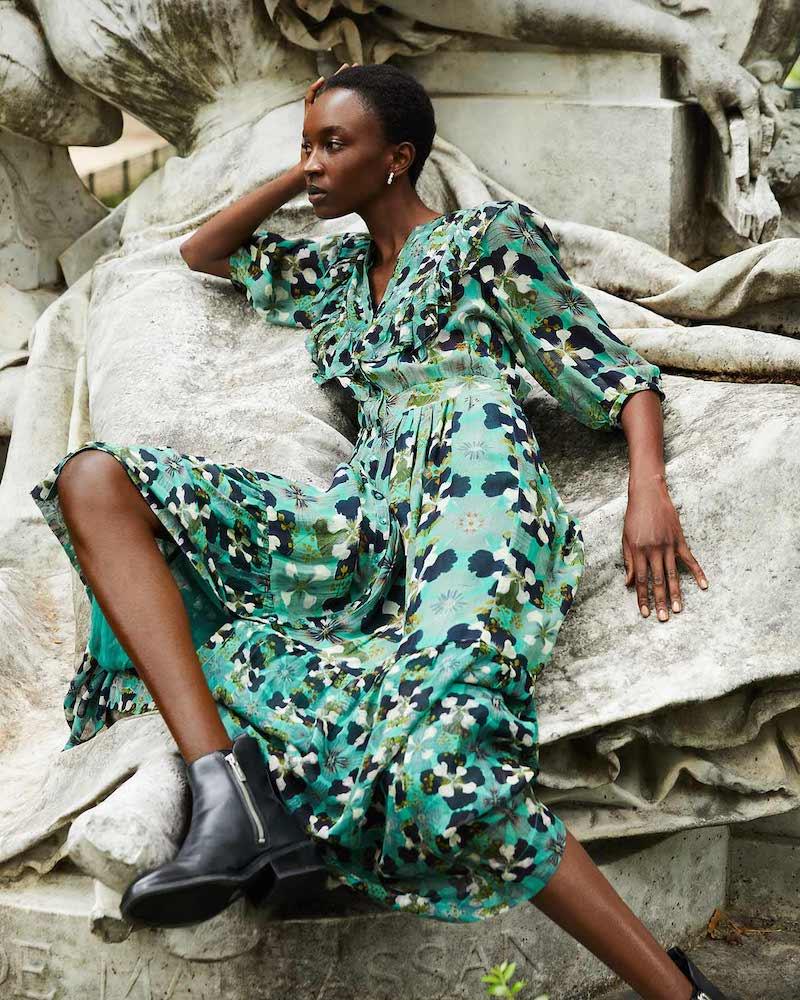 Ba&sh Dress 1