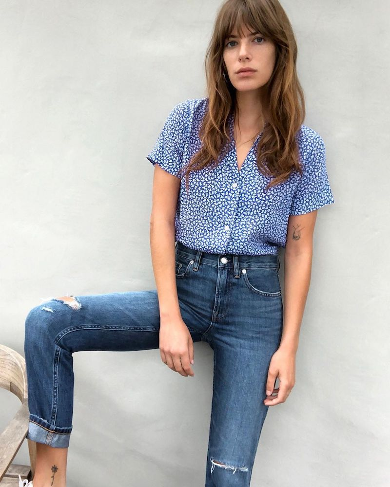 Everlane Super-Soft Summer Jean