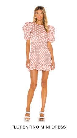 Florentino Mini Dress