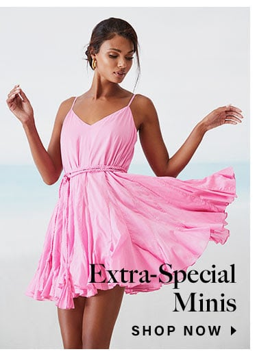 Extra-Special Minis. Shop Now