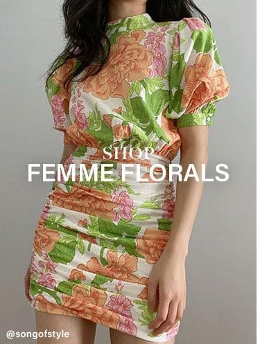 Shop Femme Florals