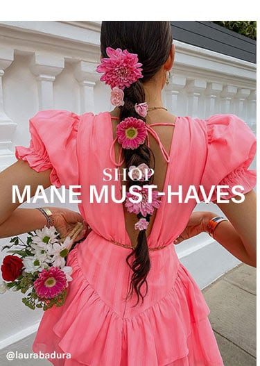 Shop Mane Must-Haves