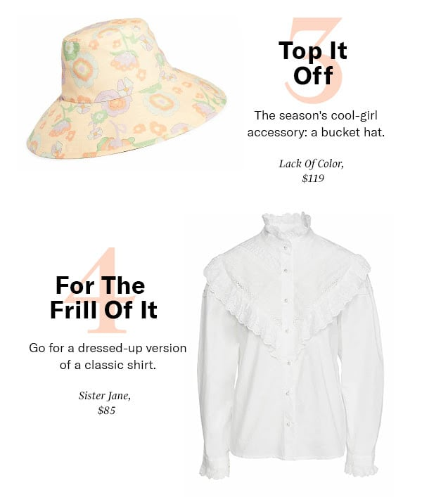 Our latest fashion finds