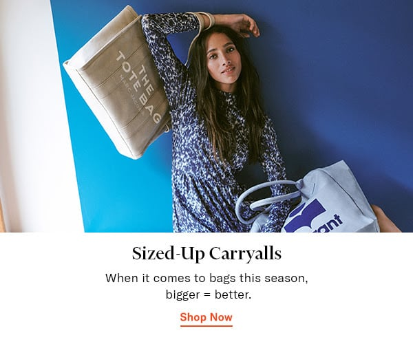 Shop Overized Totes