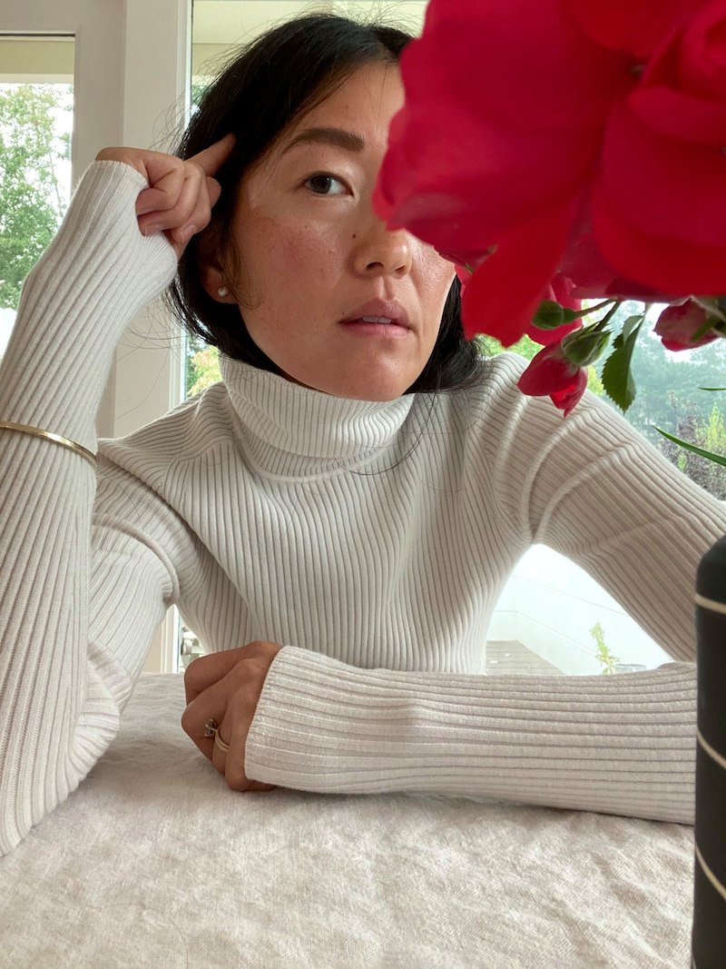 Everlane Italian Merino Rib Turtleneck