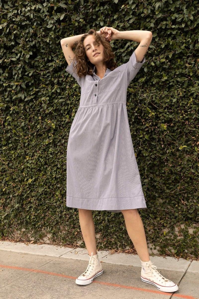 Everlane Parklet Shirtdress