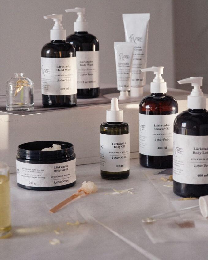 & Other Stories Lärkstaden Body Care Collection