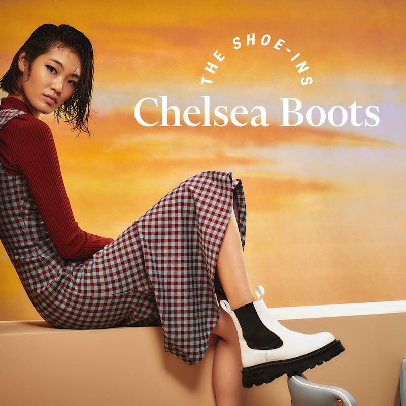 SHOPBOP Fall 2020 Trend Edit Chelsea Boot