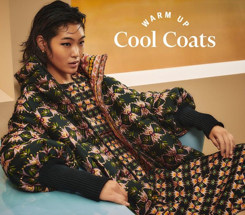 SHOPBOP Fall 2020 Trend Edit Cool Coats