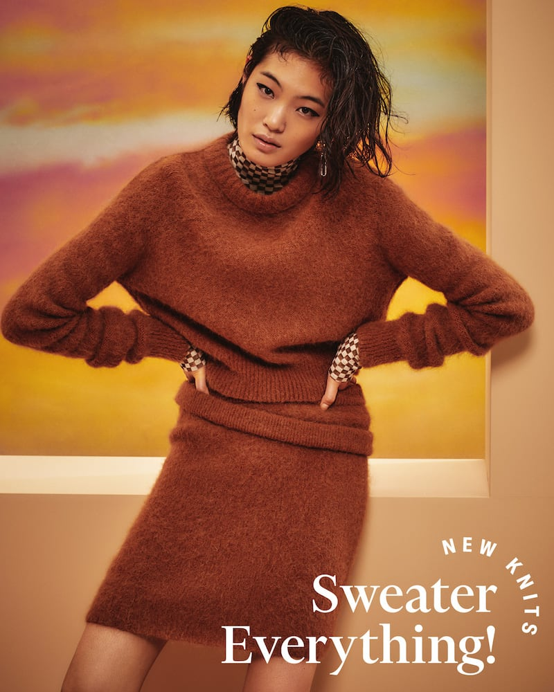 SHOPBOP Fall 2020 Trend Edit Sweater Everything