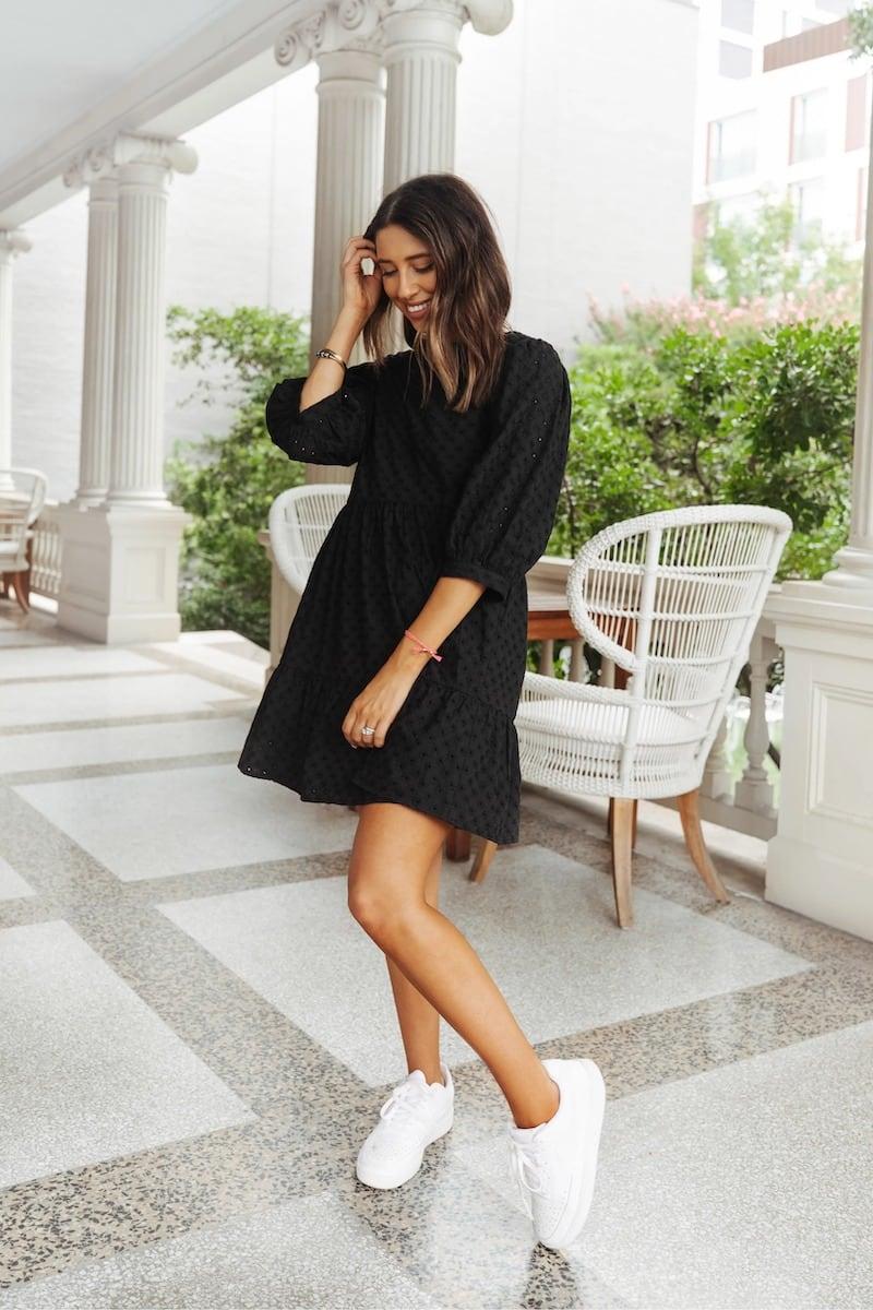 WAYF x BFF Lauren Babydoll Dress 1
