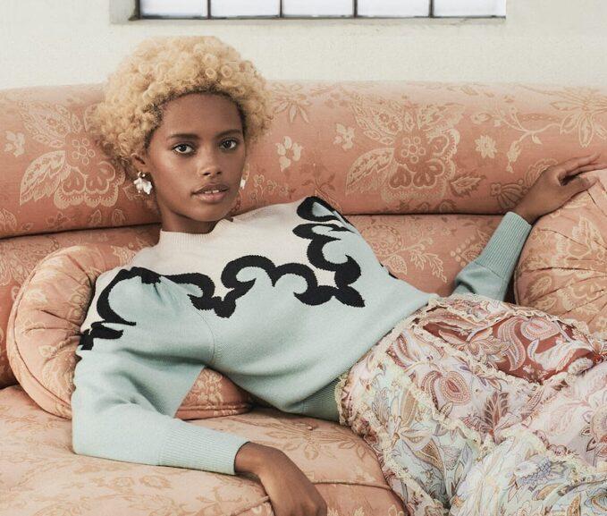 Zimmermann Ladybeetle Mystic Sweater