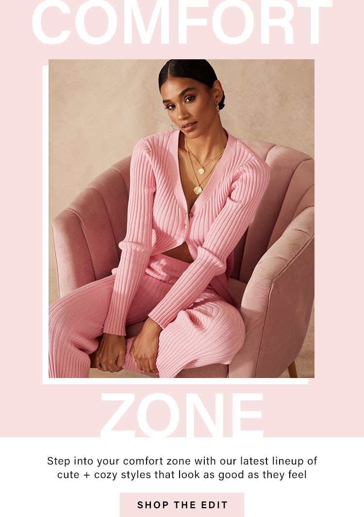 Comfort Zone: Easygoing Styles to Add to Your Loungewear Lineup