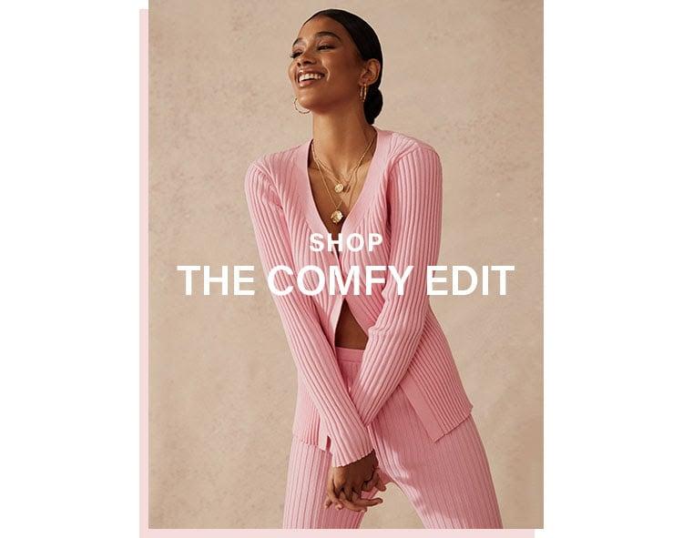 Shop The Comfy Edit