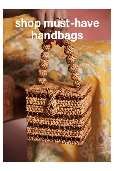 Shop Must-Have Handbags