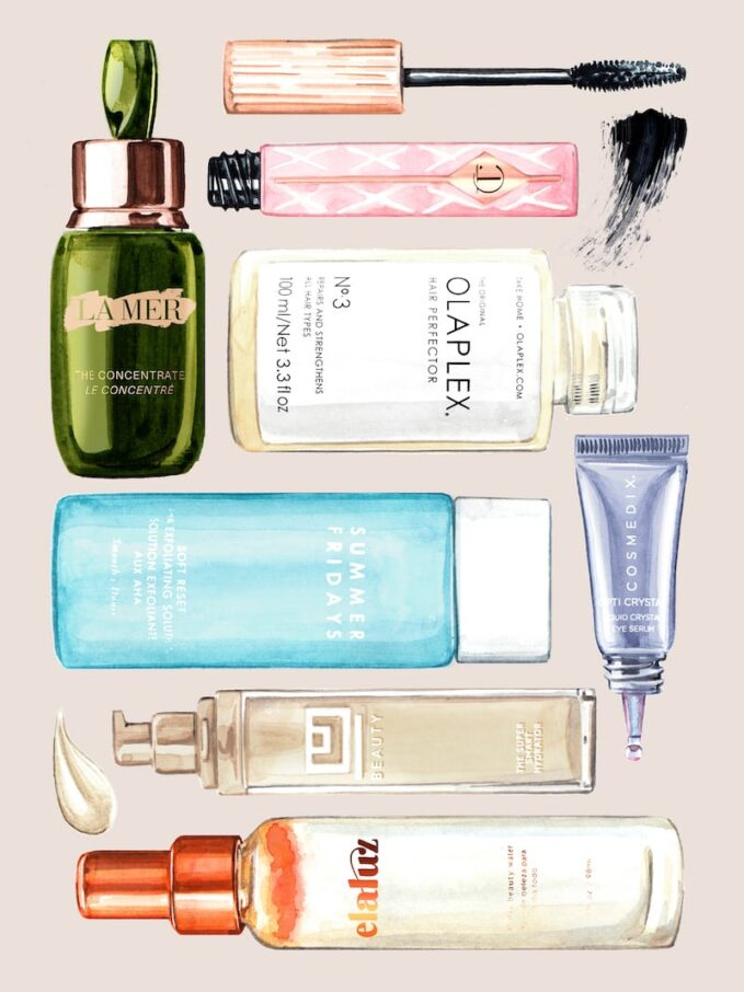 Beauty Memo // The Best New Beauty Buys To Try Now