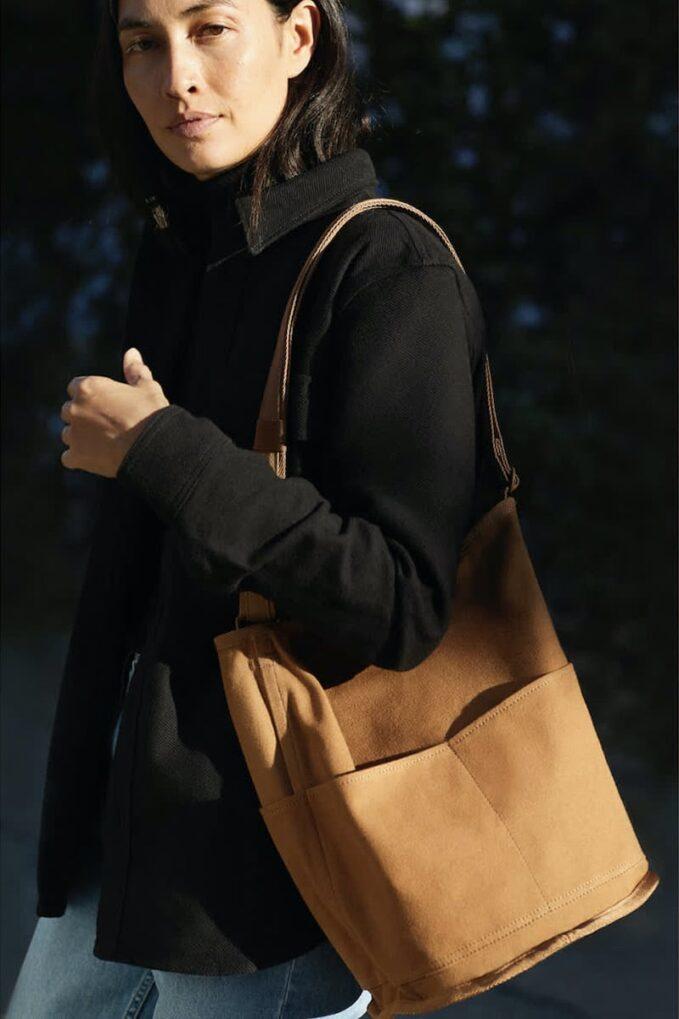 Everlane Lantern Bag