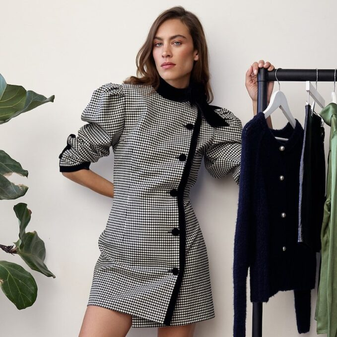 The Working Wardrobe Featured Alexa Chung