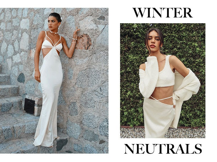 Winter Neutrals.