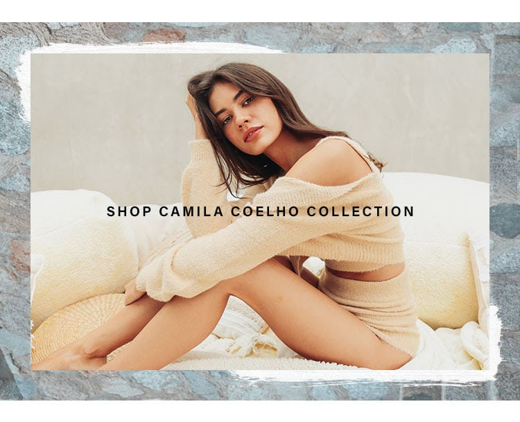 Shop Camila Coelho Collection.