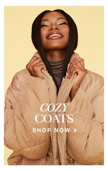 Fall Closet Essentials: Cozy Coats - Shop Now