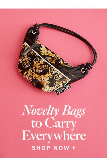 Novelty Bags to Carry Everywhere. Shop now.