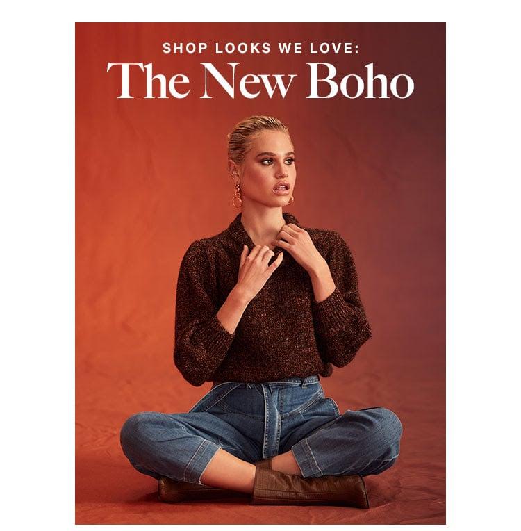 Shop Looks We Love: The New Boho