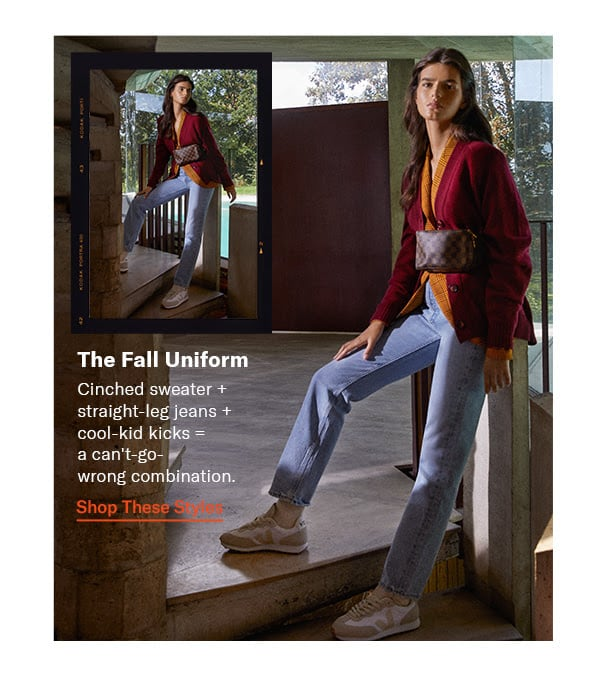 The Fall Uniform