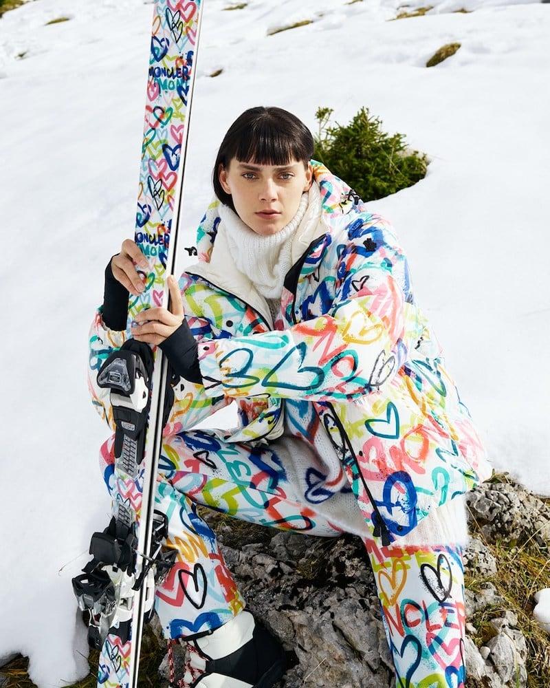 3 MONCLER GRENOBLE by Moncler Genius Belpeit Down Ski Jacket