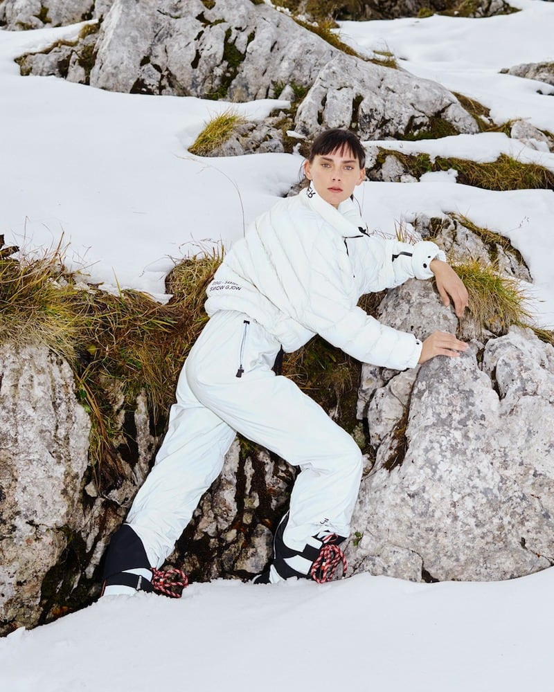 3 MONCLER GRENOBLE by Moncler Genius Ski Overalls