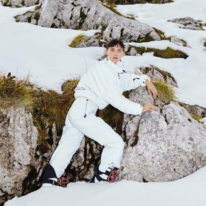 3 MONCLER GRENOBLE by Moncler Genius Soussun Down Ski Jacket