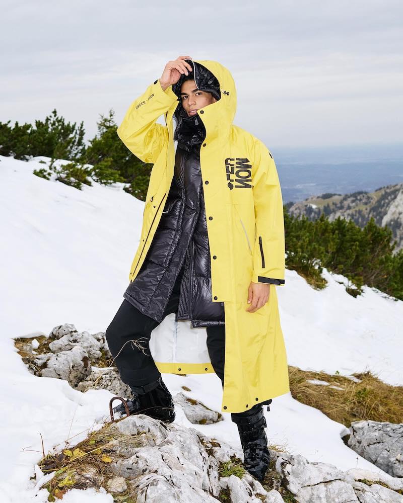 3 MONCLER GRENOBLE by Moncler Genius Verdonne Raincoat