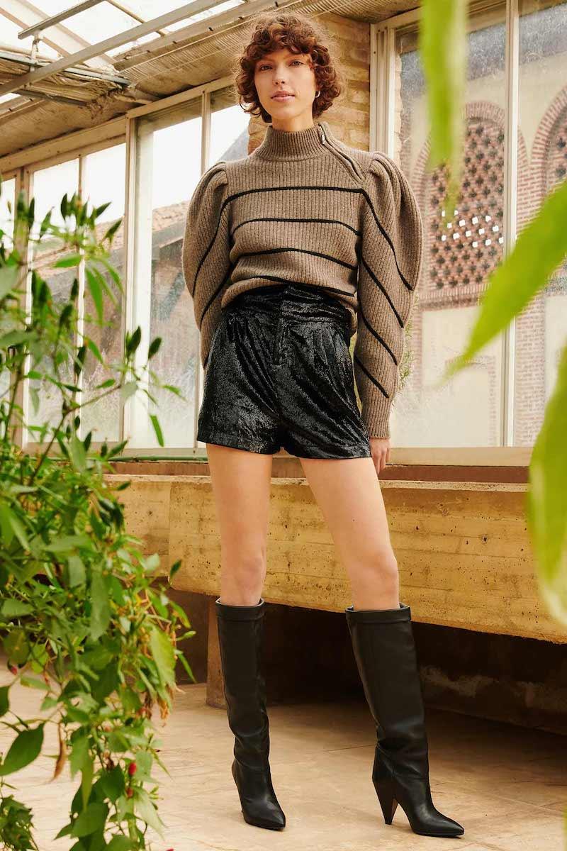 Ba&sh Kid Shorts