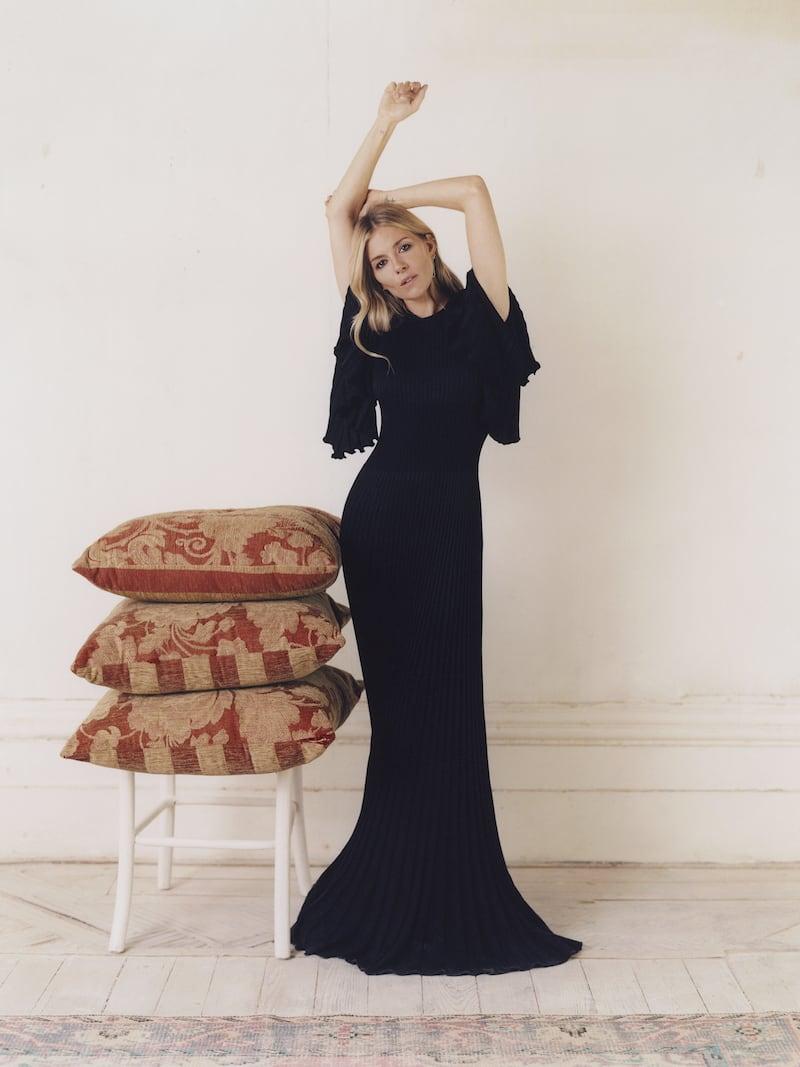 Bottega Veneta Ribbed-Knit Gown