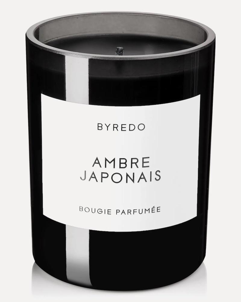 Byredo Black Ambre Japonais Scented Candle