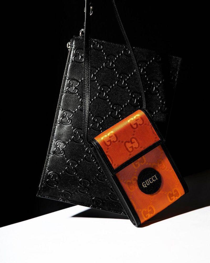 Gucci Off the Grid Gg Econyl Crossbody Bag