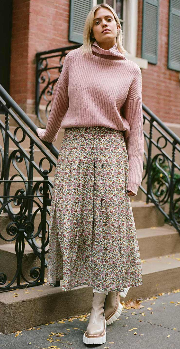Le Kasha Verbier Sweater